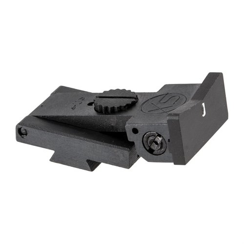Bomar BCMS Tritium Express Adjustable Rear Sight