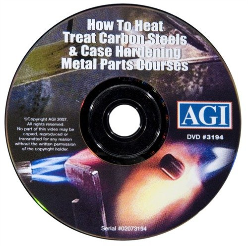 Heat Treating and Case Hardening DVD