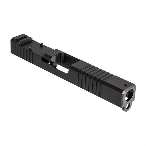 RMR Slide for Gen3 Glock  17 Stainless Nitride