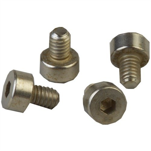 4 Nickel Grip Screws