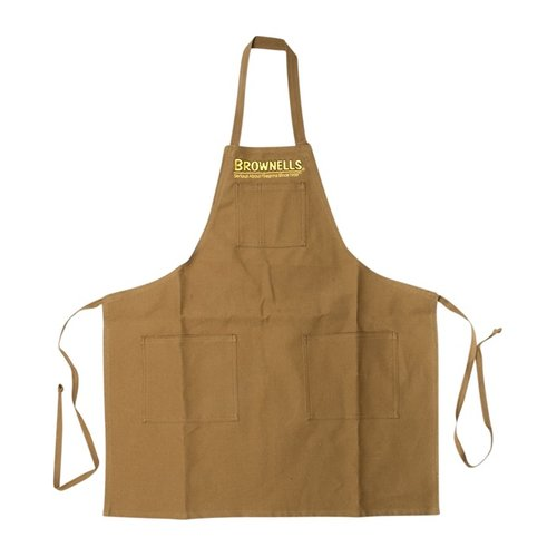 Short Shop Apron