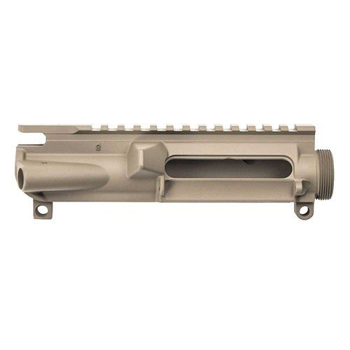 AR-15/M16 Stripped Upper Receiver FDE/Desert