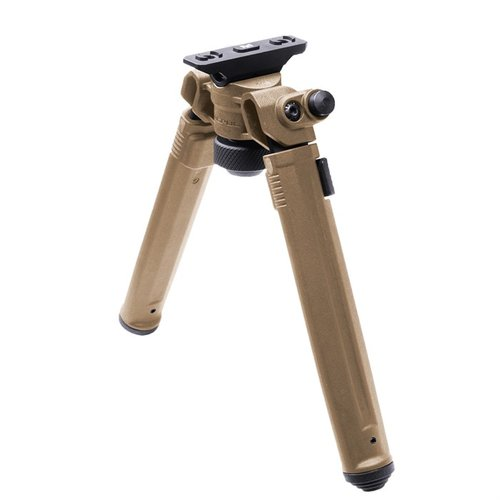 "M-LOK Bipod Flat Dark Earth 6.3""-10.3"""