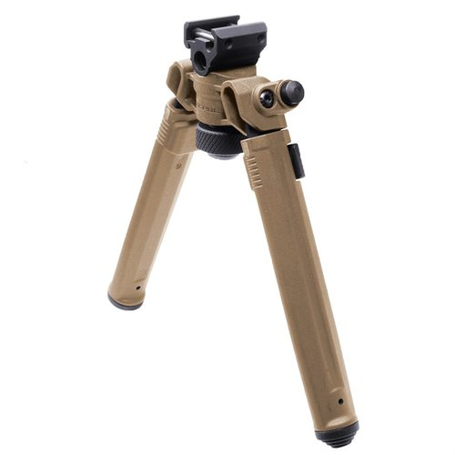 "1913 Picatinny Rail Bipod Flat Dark Earth 6.3""-10.3"""