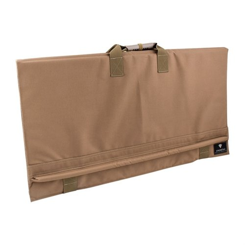 Precision Long Range Shooting Mat, Coyote Brown