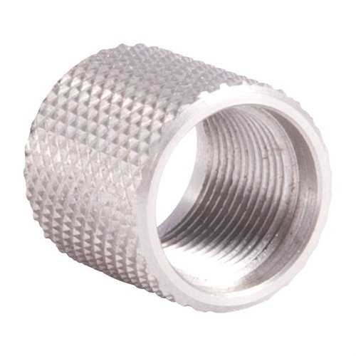 .635 Pencil Thread Protector 1/2-28 Stainless Steel