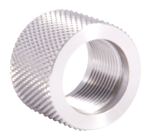 .920 Bull Thread Protector 5/8-24 Stainless Steel