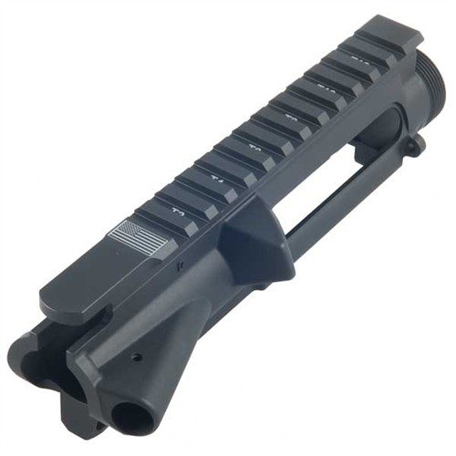 AR-15/M16 Stripped Upper Receiver Black w/Markings