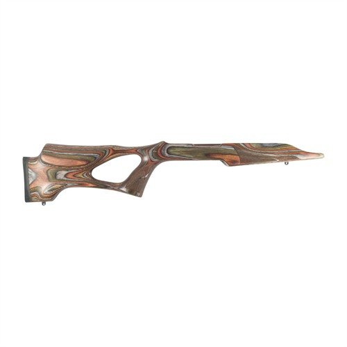 Ruger 10/22 Stock Thumbhole Wood Forest