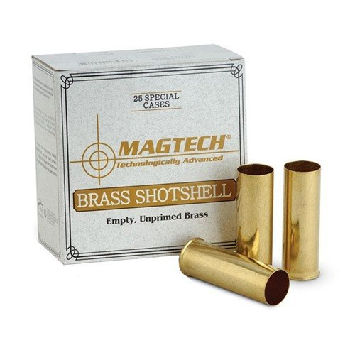 20 Gauge Brass Shotshells