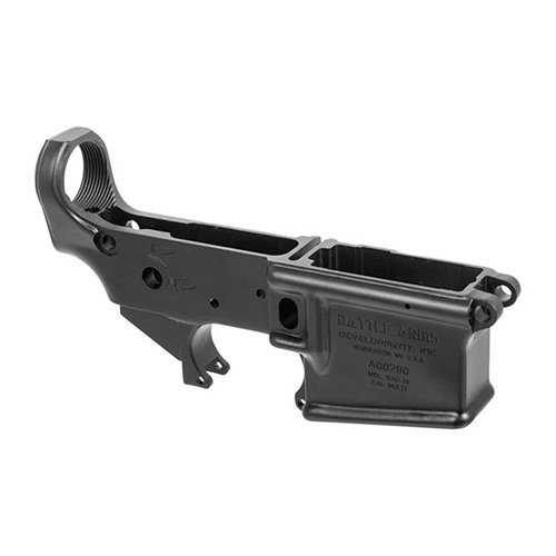 AR15 BAD-15 Forged Lower Receiver
