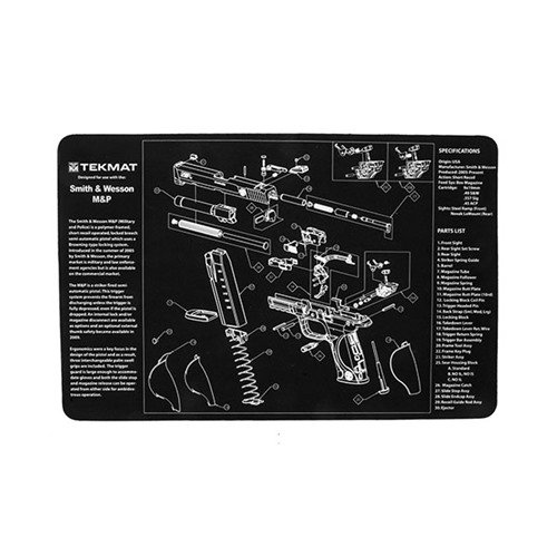 Smith & Wesson M&P Gun Mat