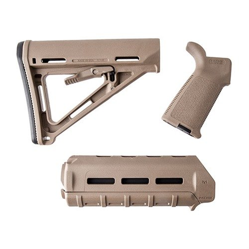 MOE Furniture Set M-LOK Carbine Flat Dark Earth
