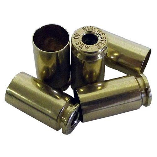 40 S&W Reconditioned Brass 1,000/Jug