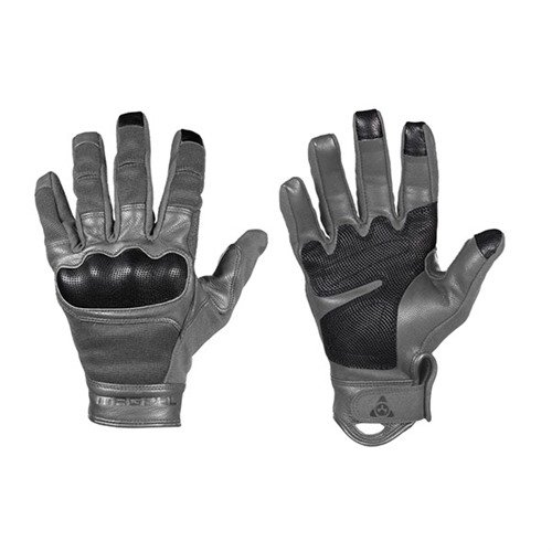 Core Breach Gloves-Charcoal-Medium