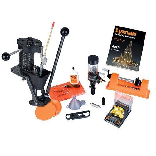 Lyman T-Mag Expert Kit Deluxe w/ Micro Touch 1500
