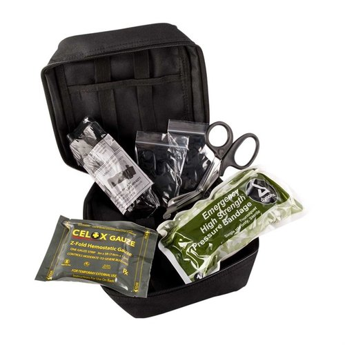 Active Shooter Single Person Trauma Kit