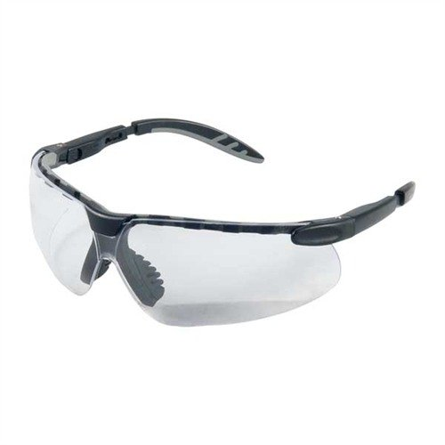 Clear Revelation Shooting Glasses Black
