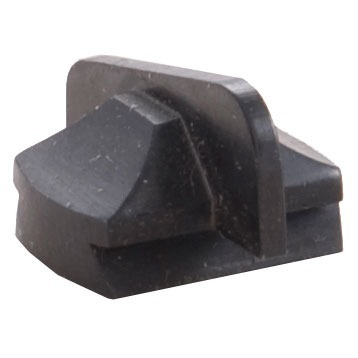 ".365"" Dovetail Front Sight Assembly Steel Black"