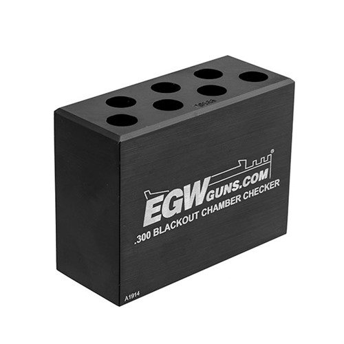 .300 Blackout 7-hole Cartridge Checker