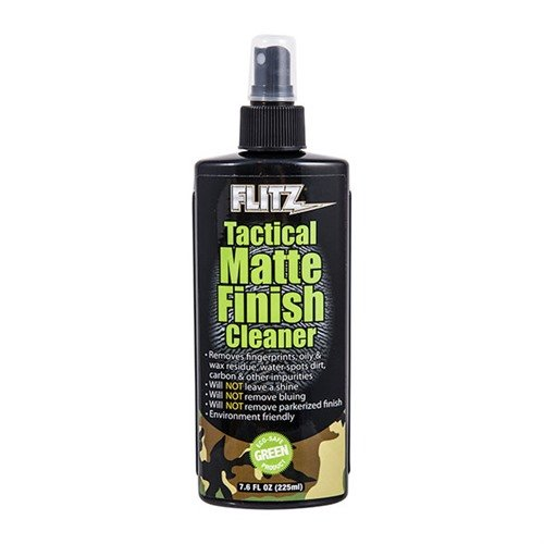 Tactical Matte Finish Cleaner