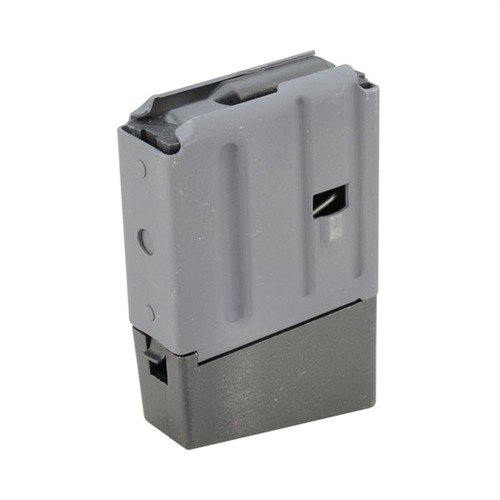 AR-15 Magazine 223/5.56 5rd Steel Gray
