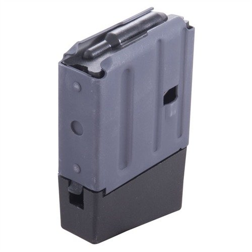AR-15 Magazine 223/5.56 9rd Steel Gray