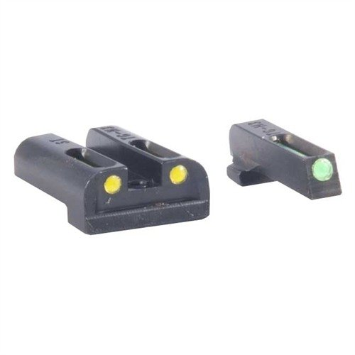 T.F.O. Brite-Site fits Sig 9mm/.357 Green/Yellow