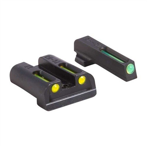 T.F.O. Brite-Site fits Sig .40/.45 Green/Yellow
