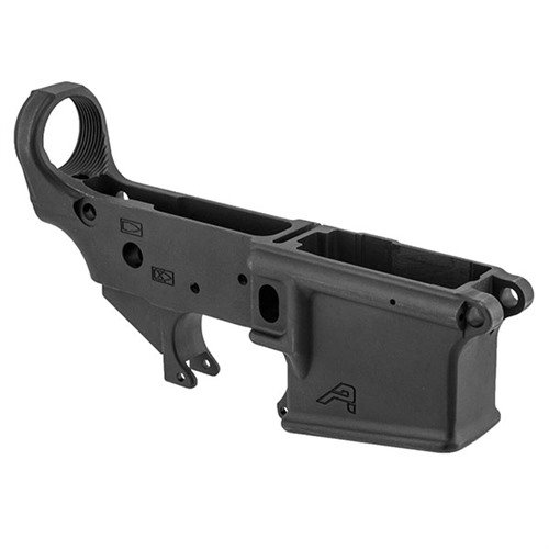 AR-15 Gen 2 Stripped Lower Receiver, Black