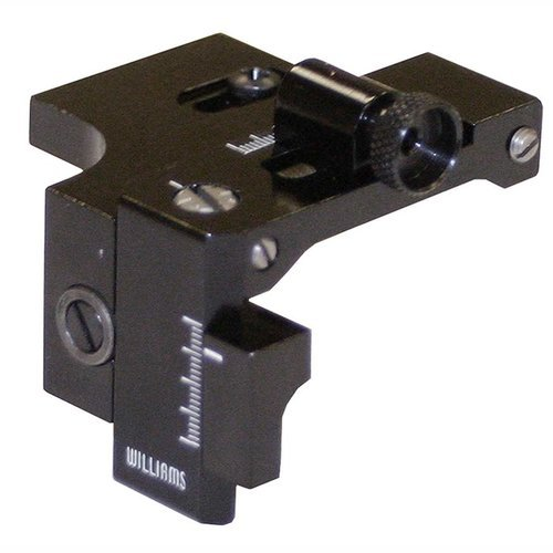 Winchester 9422 Adj  FP-GR Receiver Rear Sight W/LWK Black